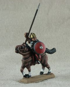 DOC02 Mounted Knight Standard Bearer